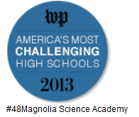 Magnolia Science Academy Washington Post